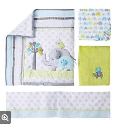target baby bedding sets elephant crib bed sheet set from target baby boy nursery