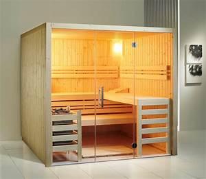 Sauna Mit Glasfront : element saunakabinen brauer saunabau online shop24 ~ Whattoseeinmadrid.com Haus und Dekorationen