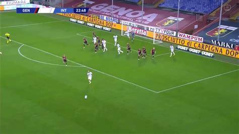 Serie A- Genoa v. Inter Milan 24/10/2020 - Full Match ...