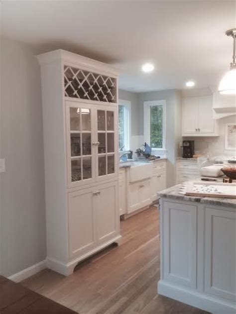 extensive kitchen renovation in falmouth with bremtown 500