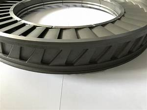 China Nozzle Ring For Gas Turbine Investment Casting