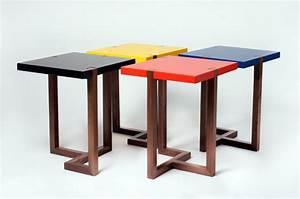 Side By Side Design : side tables retail design blog ~ Bigdaddyawards.com Haus und Dekorationen