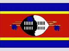 eSwatini flag variations