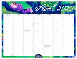 Free Printable Calendar February 2020 Start The New Year With This Printable 2020 Disney