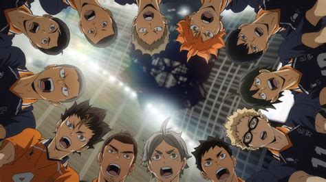 haikyuu season  episode   stream details