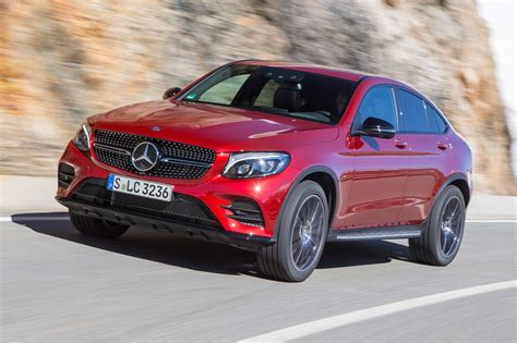Mercedes Picture by Mercedes Glc250d Amg Line Coupe 2016 Review By Car
