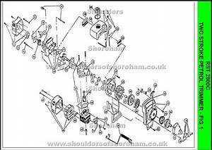 Stihl 028 Diagram