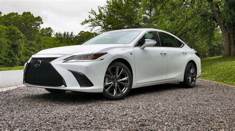 2019 toyota lexus 2019 lexus es drive review