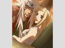 ~X~ Tsunade and Jiraiya Card ~X~ Casual Card Design