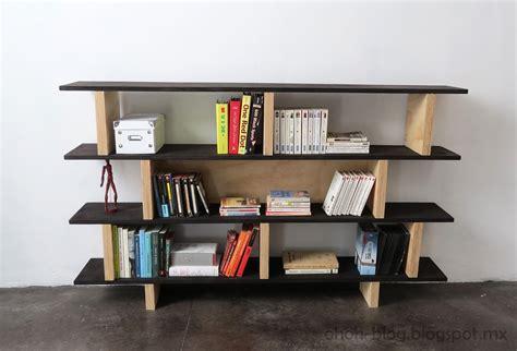 Diy Bookcase  Librero  Ohoh Blog