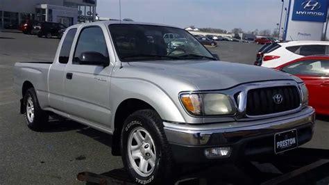 Ebay Toyota Tacoma by 2004 Toyota Tacoma Sr5 For Sale Ebay Wholesale Auction