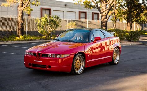 Alfa Romeo For Sale by 1991 Alfa Romeo Sz For Sale 2111849 Hemmings Motor News