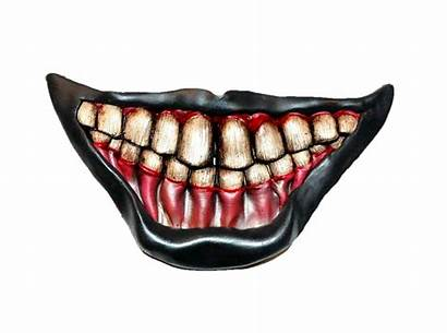 Mouth Scary Creepy Transparent Drawing Cartoon Paintingvalley