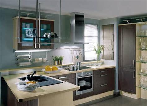 decoration des cuisines modernes cuisine decoration style moderne
