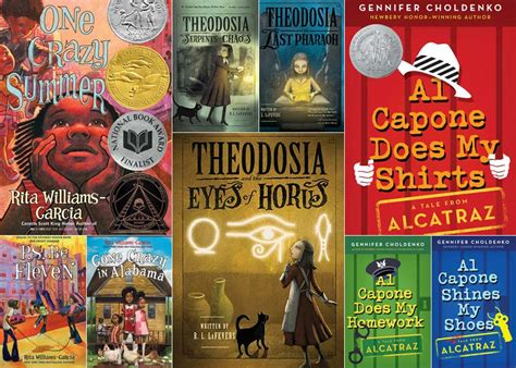 middle grade series youve gotta read