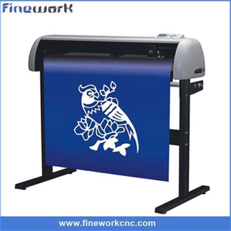 vinyl letter cutter lettering cutting plotter sticker half cutting machine