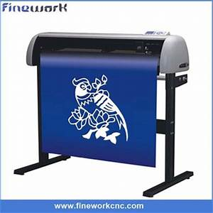 lettering cutting plotter sticker half cutting machine With letter cutting machine for schools