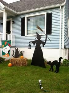 outdoor halloween decorations halloween pinterest