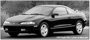Mitsubishi Eclipse Plymouth Laser Eagle Talon 1990 1994