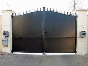 installation automatisme portails et porte de garage With automatisme porte de garage