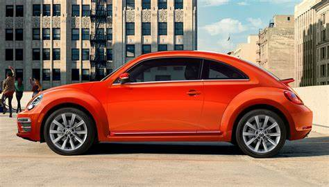 Volkswagen recalls model year 2019 Beetles and Beetle ...