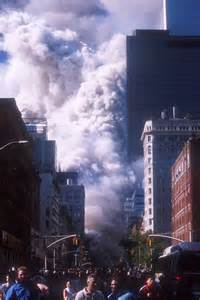 World Trade Center Twin Towers Collapse