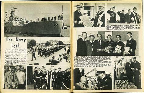 the navy lark gisborne photo news no 160 october 4 1967
