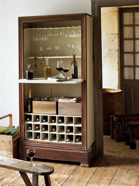 Armoire A Vin by Un Meuble Transform 233 En Armoire 224 Vin Vin Armoire 224