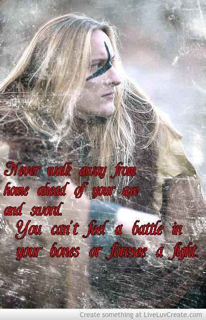 viking quote havamal viking quotes stuff pinterest