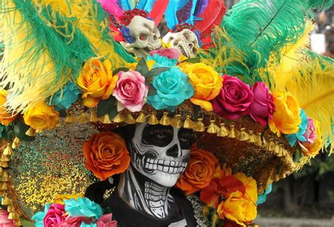 Mexico City's Day of the Dead parade 2018 – in pictures ...