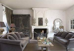 How to Design French-Styled Living Room