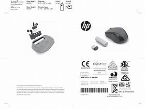 Acrox Technologies Mu57 Hp 2 4g Wireless Mouse User Manual
