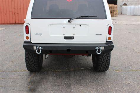 jeep cherokee rear bumper jeep xj rear bumper vanguard tire carrier jeep cherokee