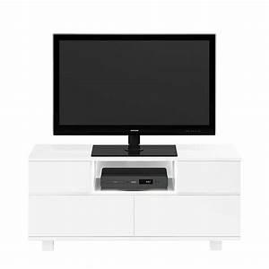 Tv Rack Weiß : tv rack cu ml 312 2 led hochglanz wei ~ Whattoseeinmadrid.com Haus und Dekorationen