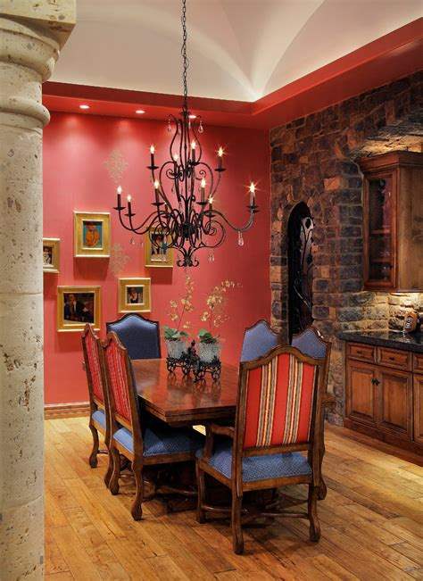 Indian Dining Room Interior Theme #1113 Latest