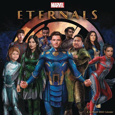 Kuva: Tältä näyttävät Marvel Studiosin uuden Eternals ...