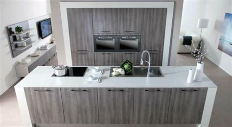 grey modern kitchen design the kitchen in radlett 4085