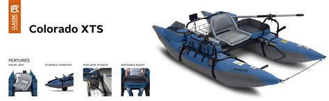 Pontoon Boat Accessories by Classic Accessories Colorado Xts Fishing