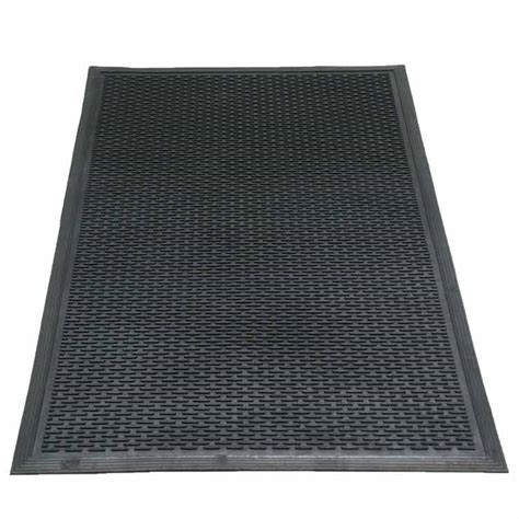 Doormat Company by Dura Scraper Linear Rubber Doormat