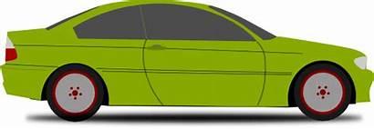 Sedan Clip Clipart Clker Vector Cliparts