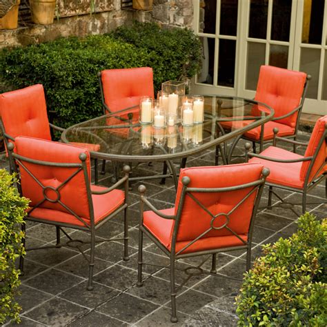 hacienda dining collection by woodard landgrave family