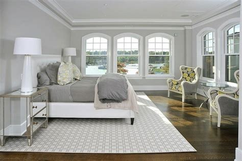 chambre gris perle et blanc couleur de chambre 100 idées de bonnes nuits de sommeil