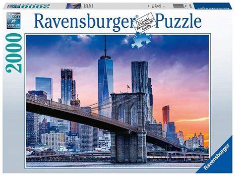 Sestavljanka Manhattan New York 2000 delna | Trgovina Eigrače.com