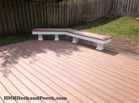 17 best images about hnh low maintenance wood decks on