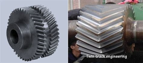 Difference Between Herringbone Gear And Double Helical Gear