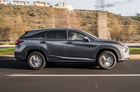 2018 Lexus Rx 350l First Test Attempting To Stretch The