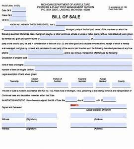 Act Automobile : free michigan plant bill of sale pi 087 form pdf word doc ~ Gottalentnigeria.com Avis de Voitures