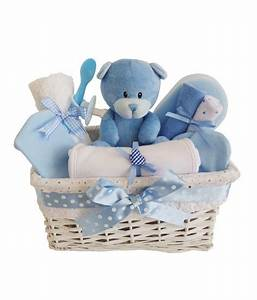 Baby Gift - Baby Boy's First Hamper - Wrap Your Love