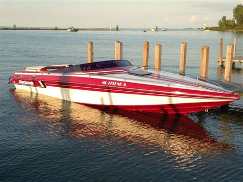 Checkmate Boats by 1987 Checkmate Enforcer Powerboat For Sale In Michigan