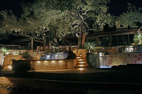 lighting san antonio tx outdoor lighting halo outdoor